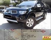 2013 MITSUBISHI TRITON 2.5 (A) L200 4WD DOUBLE CAB