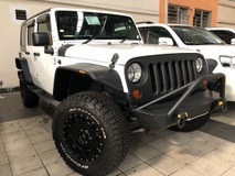 2014 JEEP WRANGLER 3.6 (A) 4WD UNLIMITED SPORT CONVERTABLE ROOF UNREG