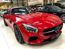 2016 MERCEDES-BENZ GTS 4.0 (A) V8 BITURBO CARBON FIBER PREMIUM VERSION UNREG