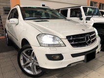 2006 MERCEDES-BENZ ML-CLASS 3.5 (A) V6 AMG SPORT EDITION TIP TOP