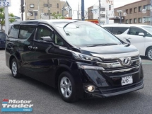2016 TOYOTA VELLFIRE 2.5X AT TWO POWER DOOR RECON JAPAN