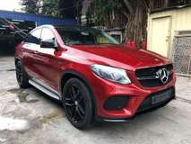 2015 MERCEDES-BENZ GLE GLE 450 3.0 FULL SPEC UK DEMO UNIT