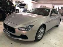 2014 MASERATI GHIBLI 3.0 V6 (A) UK PREMIUM CAR