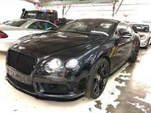 2015 BENTLEY GT GT SPEED 4.0 CONCOUNG LIMITED EDITION