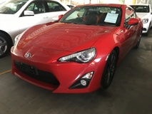 2013 TOYOTA 86 2013 Toyota 86 2.0 GT Coupe 2.0 Boxter Paddle Shift 6G LIKE NEW