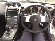 2004 NISSAN FAIRLADY Z 350Z Hi-Spec,ONE OWNER,REG 2009