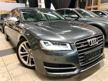 2014 AUDI S8 4.0 (A) V8 QUATTRO TFSI 605HP 0 TO 100 3.8 SECOND PERFORMANCE LUXURY TIP TOP