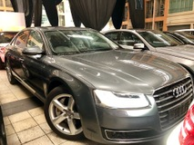 2015 AUDI A8 4.0 (A) V8 QUATTRO TFSI 450HP LUXURY VERSION UNREG