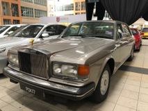 1995 ROLLS-ROYCE SILVER SPIRIT 6.8 (A) MARK 2 VERSION ANTIQUE CAR COLLECTION