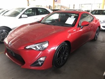 2014 TOYOTA 86 GT 86 2.0 Boxer D-4S 200hp 6 Speed LSD VSC Sport Push Start Button HVAC Paddle Shift Steering HID LED Light Zone Climate Control Reverse Camera 1 Year Warranty Unreg