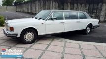 1986 ROLLS-ROYCE SILVER SPUR 6.8 Limousine Classic