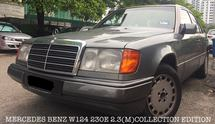 1993 MERCEDES-BENZ E-CLASS 230E(M)COLLECTION*WELL KEPT*r1993*CASH&CARRY