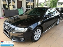 2009 AUDI A5 2.0 TFSI COUPE S-LINE (A) ( Call-OFFER )