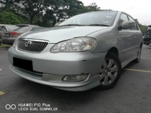 2007 TOYOTA COROLLA ALTIS 1.6E (A) CAR KING VERY GOOD CONDITION