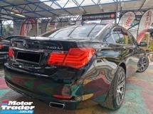 2008 BMW 7 SERIES BMW 740Li 3.0 LWB (A) S/ROOF PWBOOT VACUUM 730Li