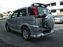 2007 PERODUA KEMBARA 1.3 GX (M) TIPTOP CONDITION CASH AND CARRY