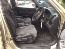 2003 HONDA CR-V 2.0L (A) CAR KING BLIS CAN LOAN
