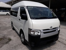 2015 TOYOTA HIACE 2.7 FACELIFT (M) HIGH TOP VAN