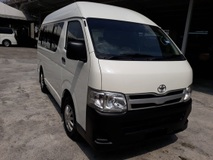 2013 TOYOTA HIACE 2.7 FACELIFT (M) HIGH TOP VAN