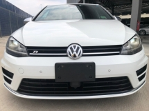 2014 VOLKSWAGEN GOLF GTI DCC & PANAROMIC ROOF