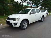 2010 MITSUBISHI TRITON L200 2.5 LITE PICK-UP TRUCK (M) DIESEL CASH AND CARRY