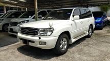 2000 TOYOTA LAND CRUISER VX 4.2 Diesel