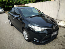 2015 TOYOTA VIOS 1.5 E Spec FULL(AUTO)2015 Only 1 LADY CIKGU Owner, 58K Mileage, TIPTOP, DIRECT-Owner, NEGOTIABLE with DVD, GPS+REVERSE Camera