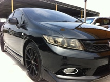 2014 HONDA CIVIC 1.8 Auto One Owner,4 Disc.Brake,Full Sport Bodykit,Leather Seats…..