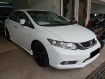 2014 HONDA CIVIC 1.8 S I VTEC (ACTUAL YR MADE 2014)