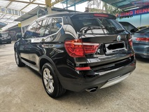 2016 BMW X3 XDRIVE 20D 2.0L Diesel Twin Turbo