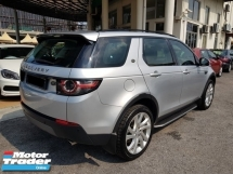 2015 LAND ROVER DISCOVERY SPORT 2.0 (A) CBU