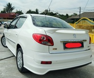 2013 PEUGEOT 207 SV 1.6 (A) LEATHER SEAT BODYKIT