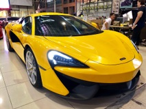2016 MCLAREN 570 3.8 (A) V8 TWIN TURBO SUPER SPORT UNREG