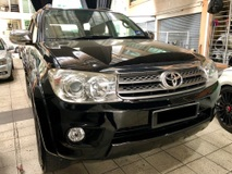 2010 TOYOTA FORTUNER 2.5 (A) 4WD NEW FACELIFT TURBO DIESEL