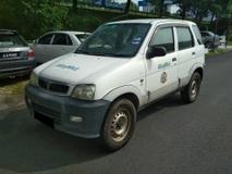 2006 PERODUA KEMBARA 1.3 CT EX (M) CASH AND CARRY