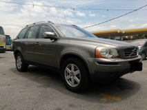 2010 VOLVO XC90 2.5T (A) TURBO 1 YEARS WARRANTY