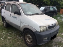 2006 PERODUA KEMBARA 1.3 (M) TIPTOP CONDITION CASH AND CARRY