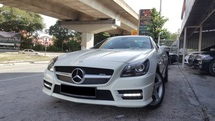 2014 MERCEDES-BENZ SLK SLK200 AMG NEW FACELIFT