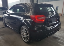 2014 MERCEDES-BENZ A-CLASS 2014 Mercedes A180 AMG Japan Spec Unregister for sale