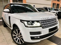 2013 LAND ROVER RANGE ROVER 5.0 (A) V8 AUTOBIGRAPHY PREMIUM LUXURY VERSION