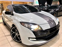 2012 RENAULT MEGANE 2.0 (A) RS SPORT EDITION BREMBO DISC BRAKE TIP TOP CONDITION