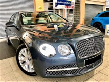 2014 BENTLEY FLYING SPUR 6.0 (A) W12 FLYING SPUR LUXURY VERSION UNREG