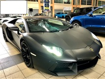 2011 LAMBORGHINI AVENTADOR 6.5 (A) V12 700BHP GOOD CONDITION