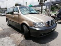 2004 NAZA RIA 2.5 auto