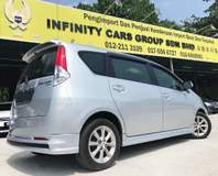2013 PERODUA ALZA 1.5 FULL SPEC AND FULL LOAN OFFER TO SELL