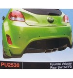 HYUNDAI VELOSTER REAR SKIRT NEFD (PU2530) Other Accesories