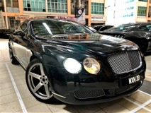 2006 BENTLEY CONTINENTAL 6.0 (A) GT COUPE SPORT GOOD CONDITION