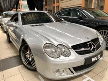 2003 MERCEDES-BENZ SL 5.5 (A) V8 KOMPRESSOR SUPERCHARGED AMG VERSION GOOD CONDITION