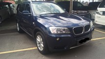2012 BMW X3 2.0 Petrol TRUE YEAR MADE 2012 NO GST FREE 1 YR WARRANTY Mil 90k Service in Ingress