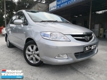 2007 HONDA CITY 1.5E FACELIFT RAYA CLEARANCE